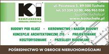 Deweloperzy: KOMPLEKSOWA OBSŁUGA INWESTYCJI  Jarosław Góral - Tuchola, tucholski, kujawsko-pomorskie