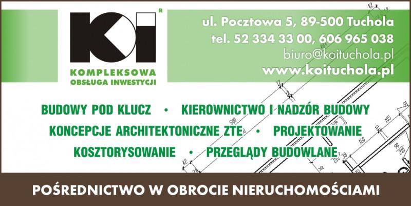 KOMPLEKSOWA OBSŁUGA INWESTYCJI  Jarosław Góral