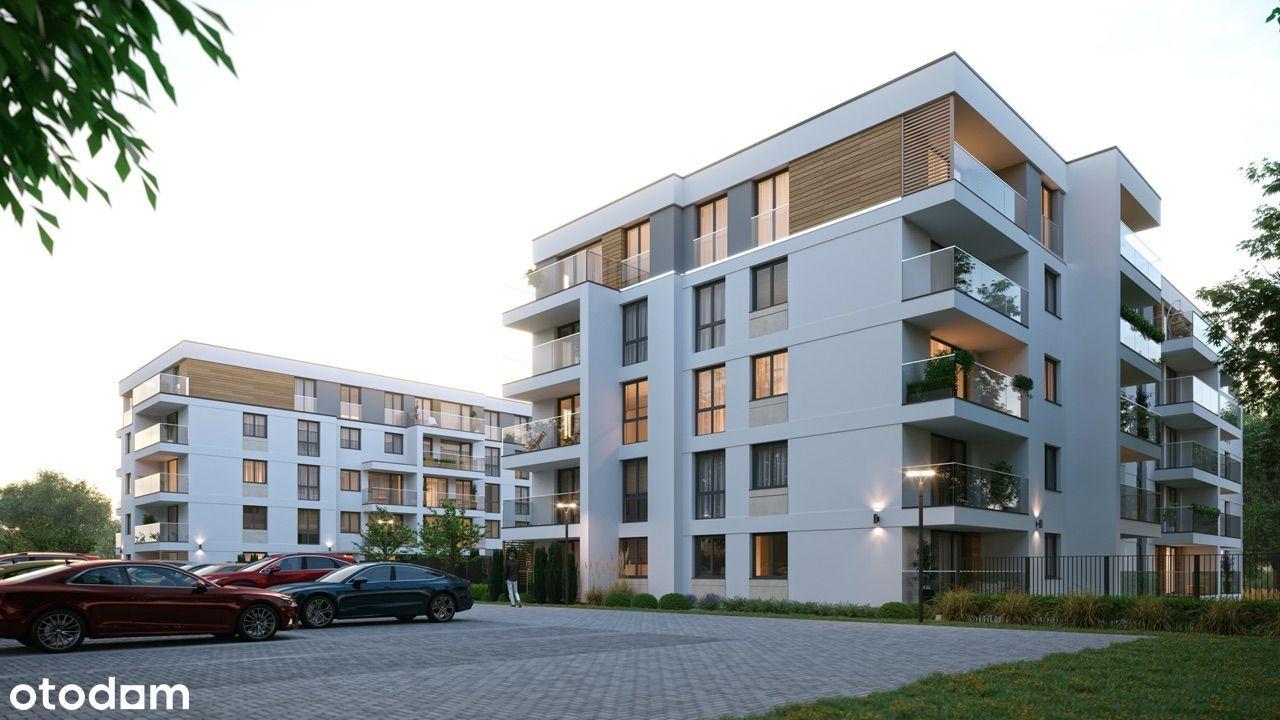 mieszkanie 62,65m2 SŁONECZNE TARASY II Etap !!!
