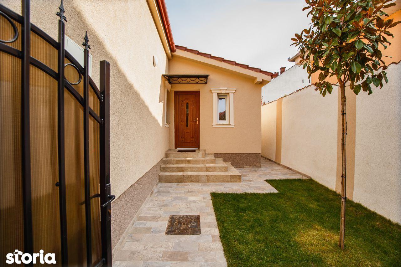 Casa 2 Camere Mobilat/Utilat - Delavrancea