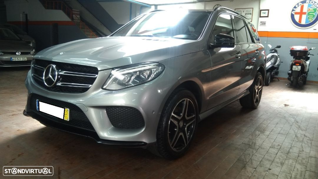 Mercedes-Benz GLE 350 d 4-Matic - 1