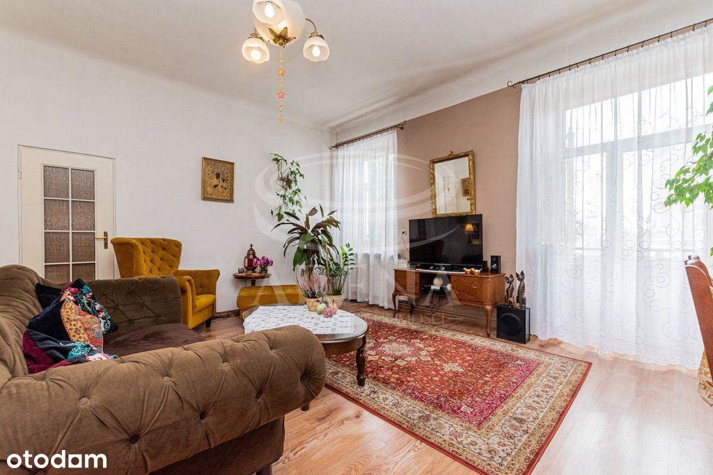 Mieszkanie 96m, własność, Kamienica