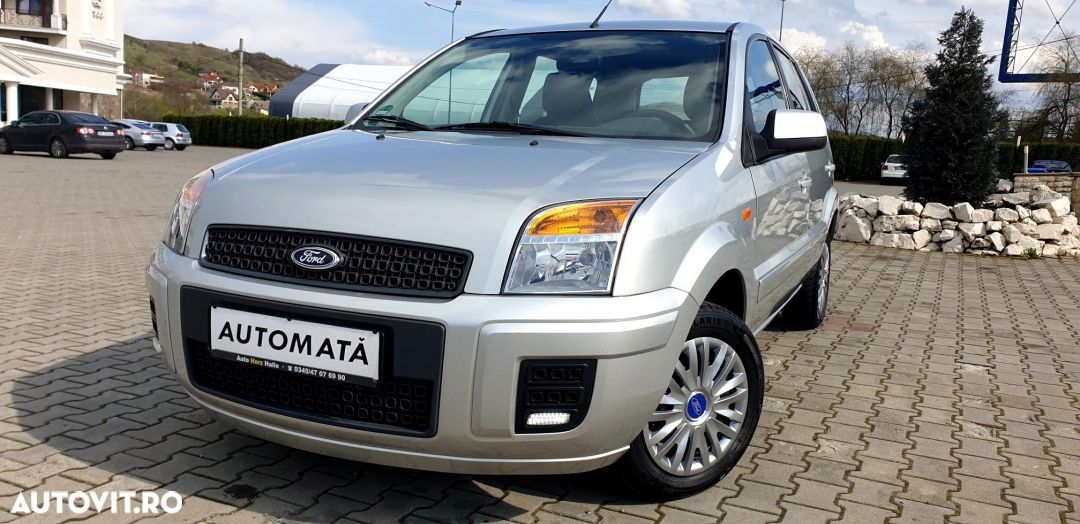 Ford Fusion 1.4 - 1