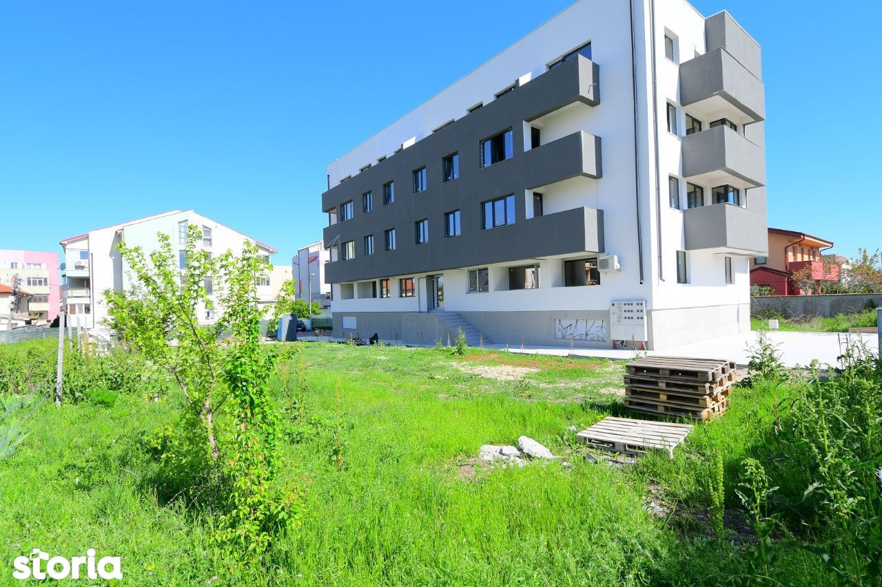 Compozitori - Apartament 2 camere 59mp etaj 1/3 Comision 0%
