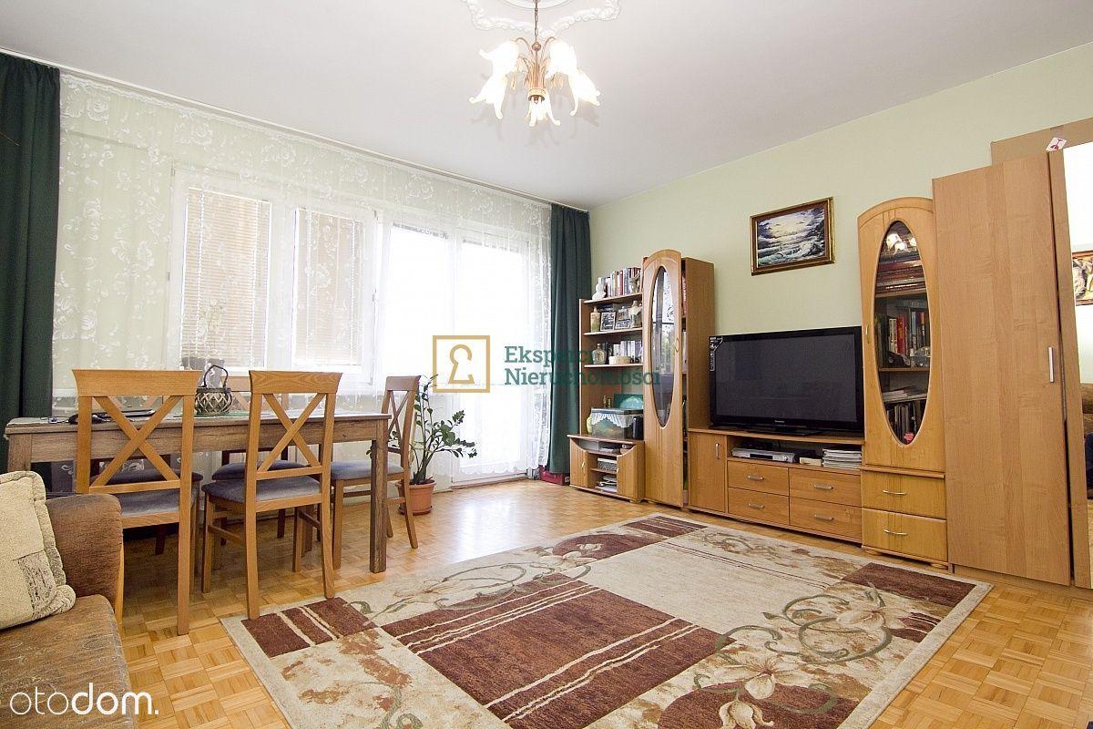 3 pokoje, 64m2, trzecie piętro, balkon, 5480zł/ m2