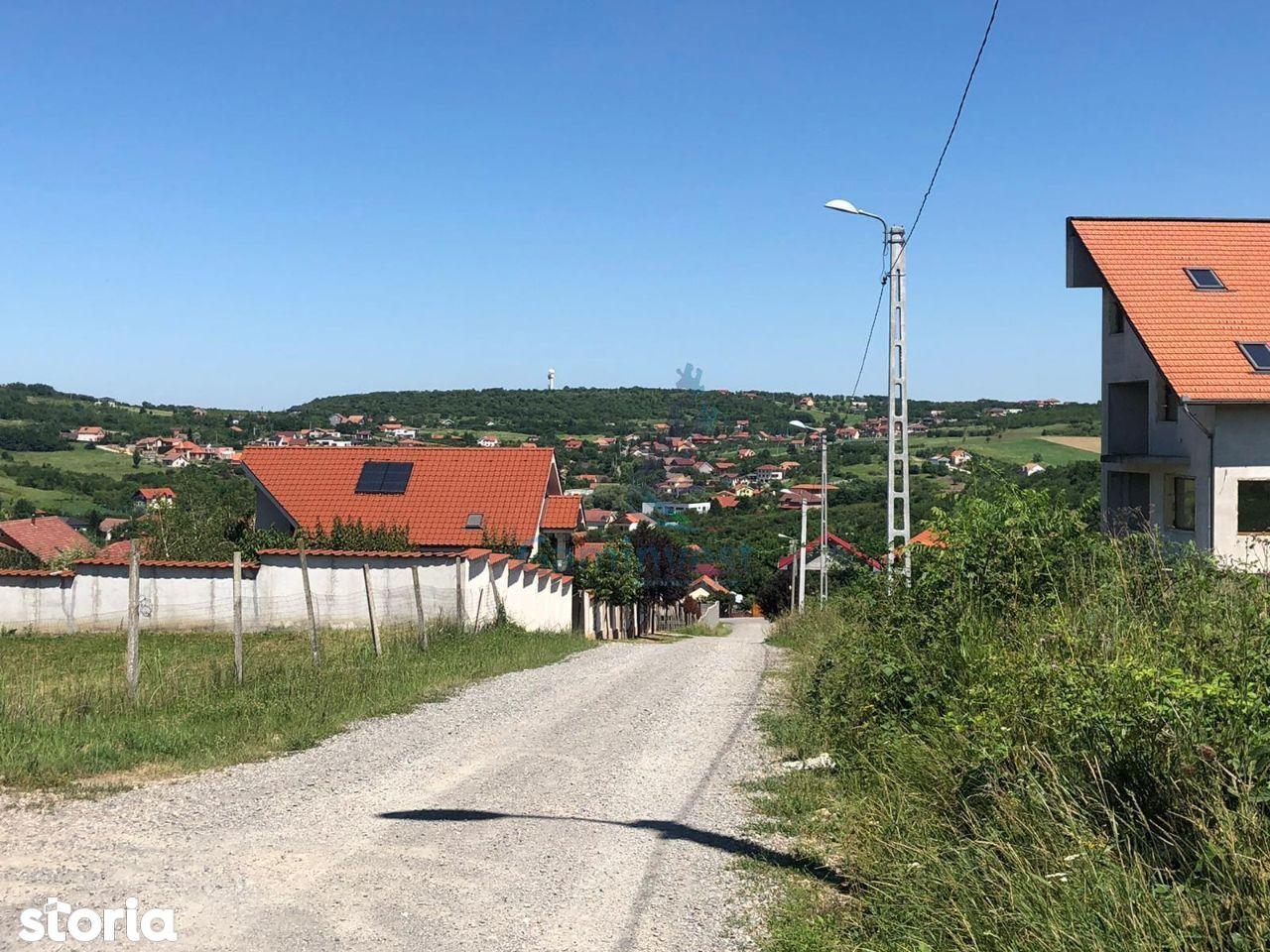 Teren intravilan de vanzare, zona de dealuri, Oradea V2216