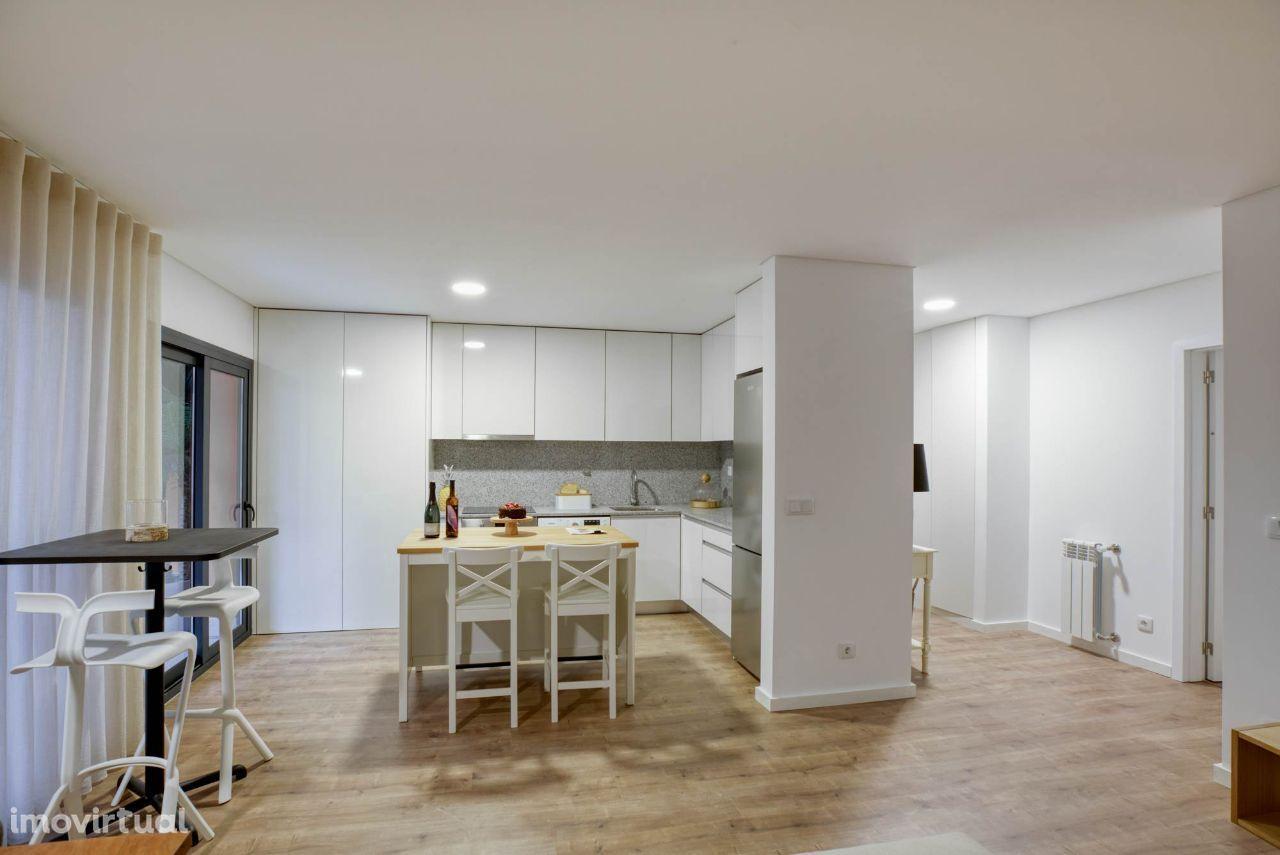 Apartamento T3 em fase de acabamento com lugar de Garagem - Ermesinde