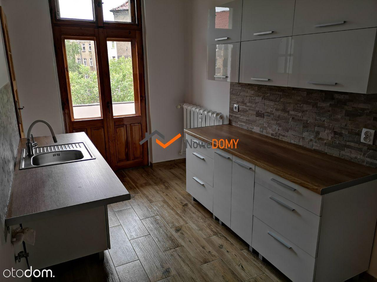 Słoneczne , ciepłe mieszkanie 47m2 na Niebuszewie