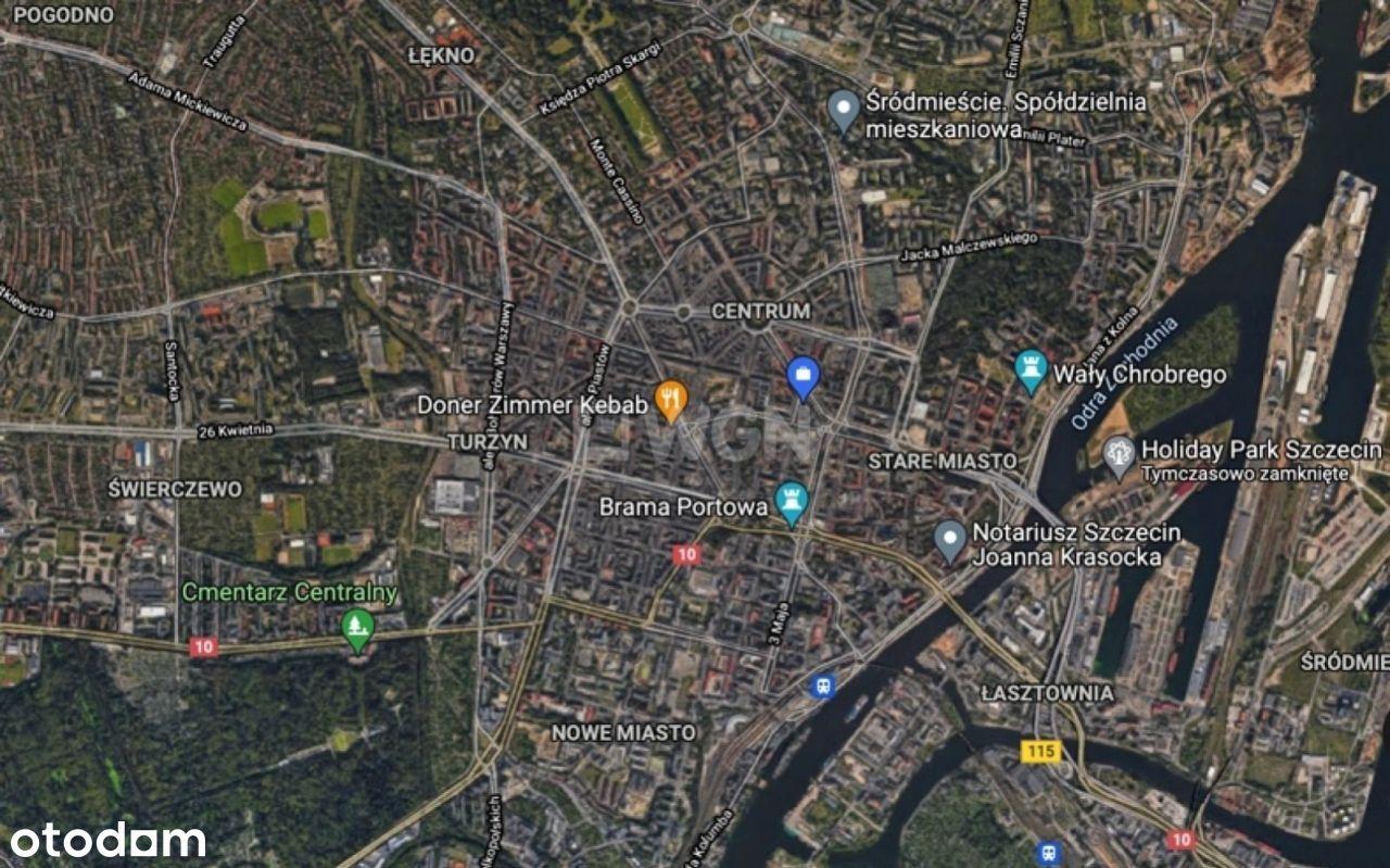Lokal użytkowy, 2 600 m², Szczecin