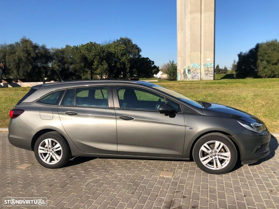 Opel Astra Sports Tourer 1.6 CDTI Business Edition S/S - 7