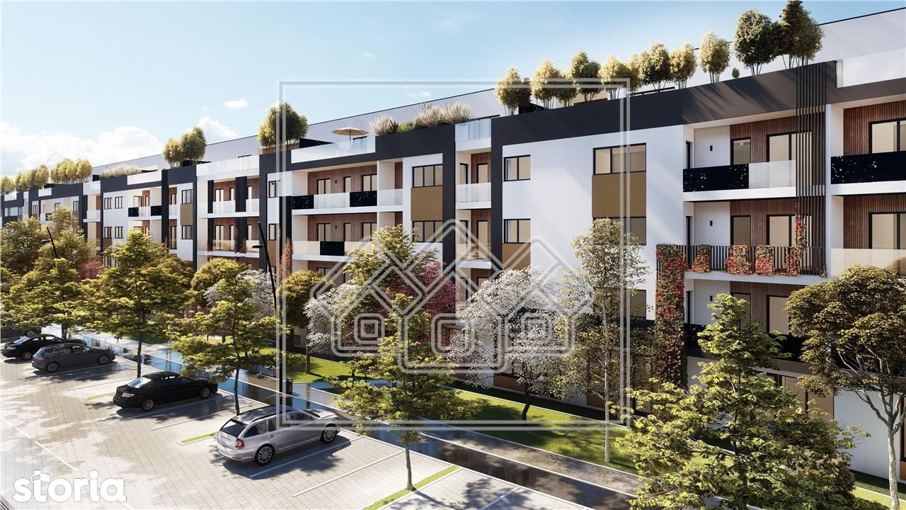 Apartament 2 camere in zona Piata Cluj, Loc de parcare si Lift