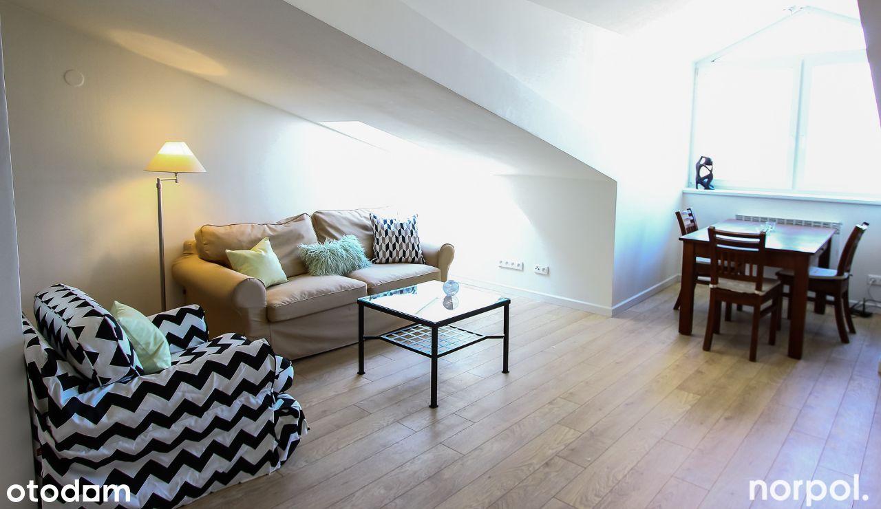 Mieszkanie w stylu Loft z dwoma sypialniami
