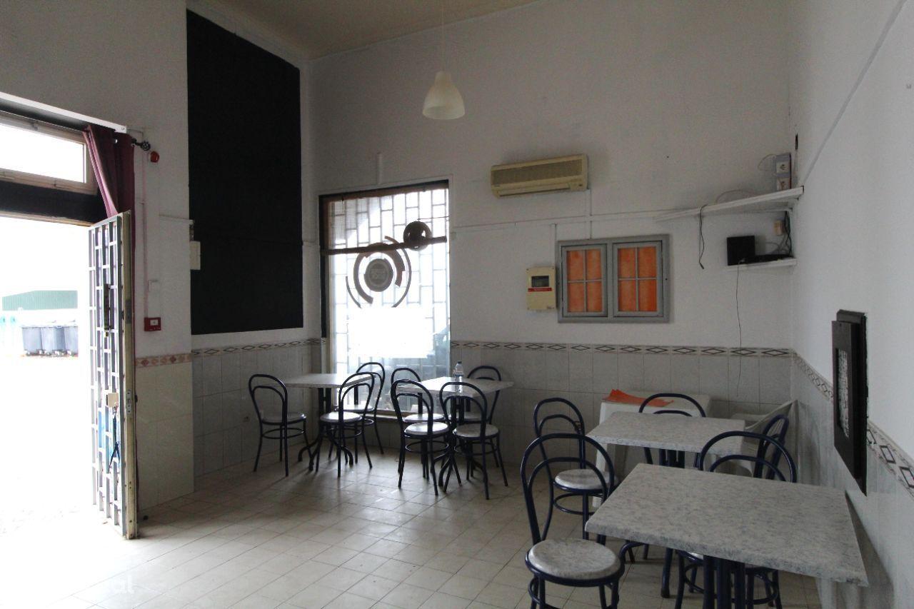 Loja, Palmela, Estação Sul