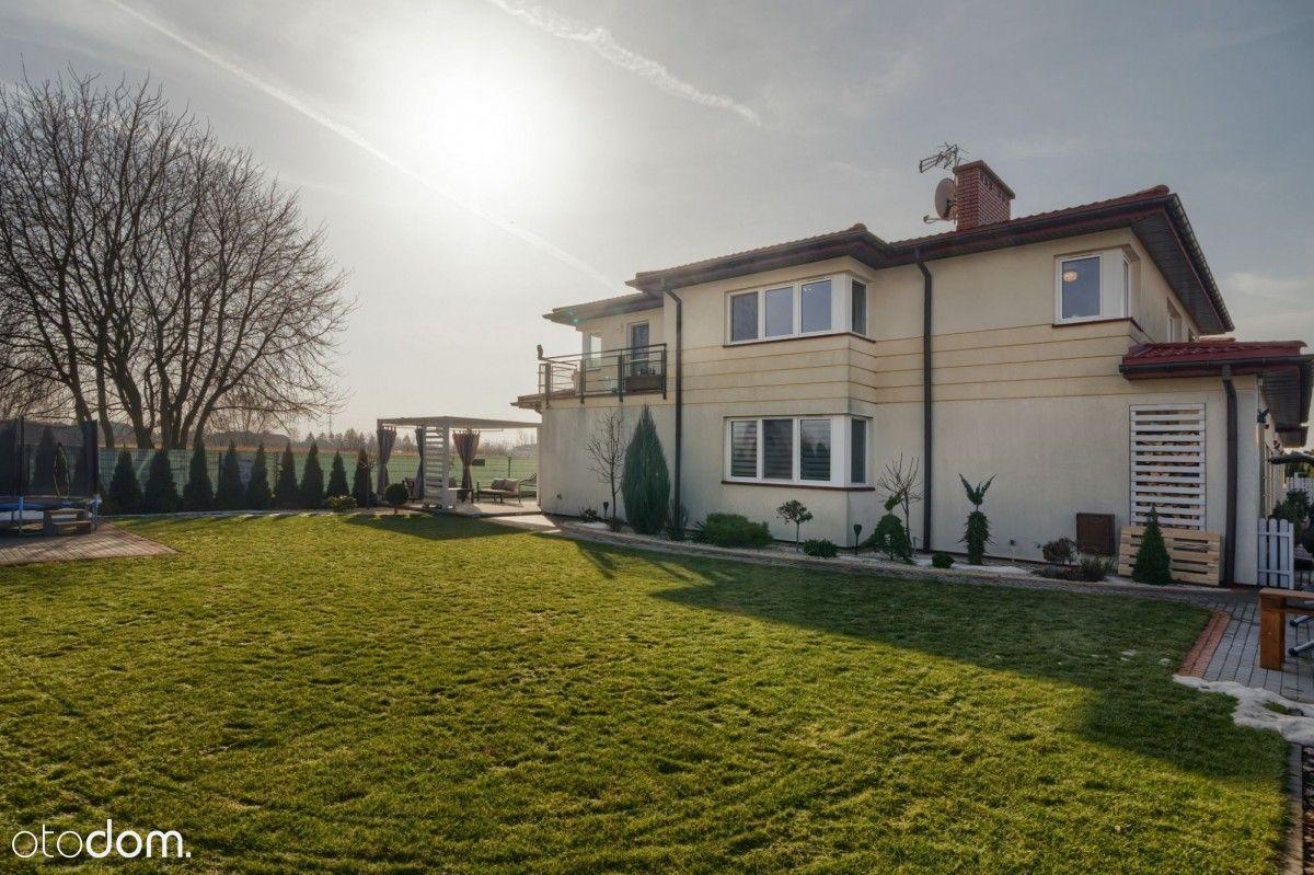Dom 140 m2 zamknięte osiedle Zielona Białołęka