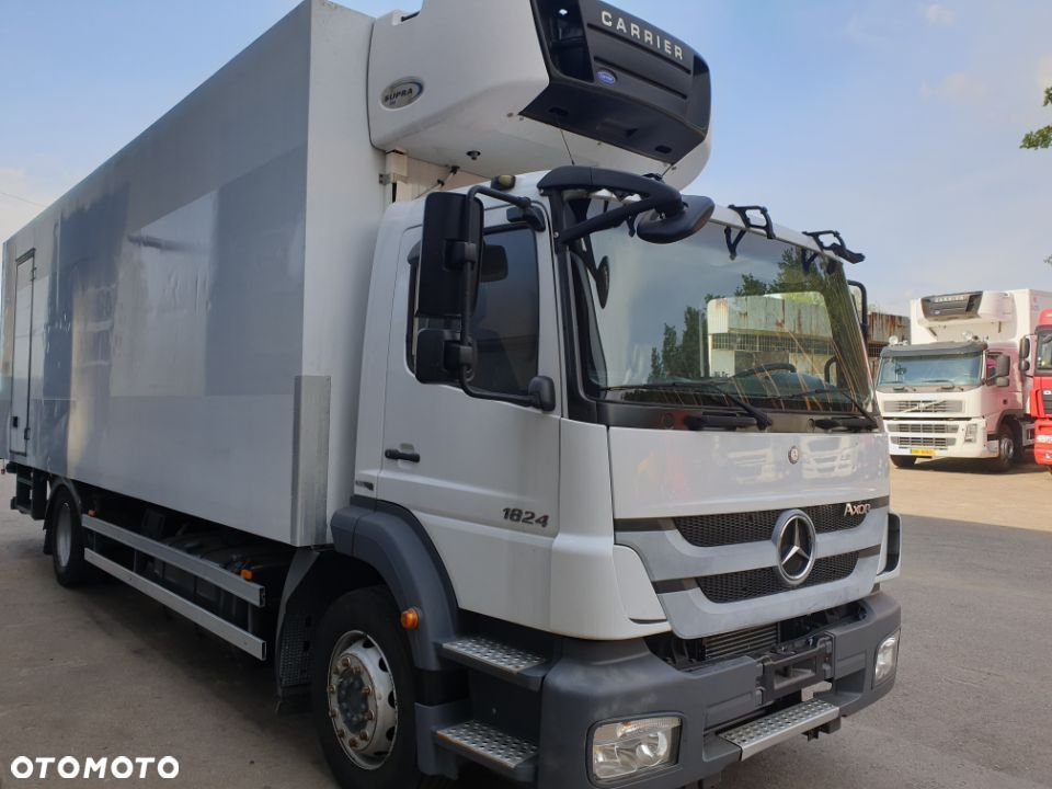 Mercedes-Benz Axor 1824 Euro 5  Manual Na poduszce Carrier 950 - 3