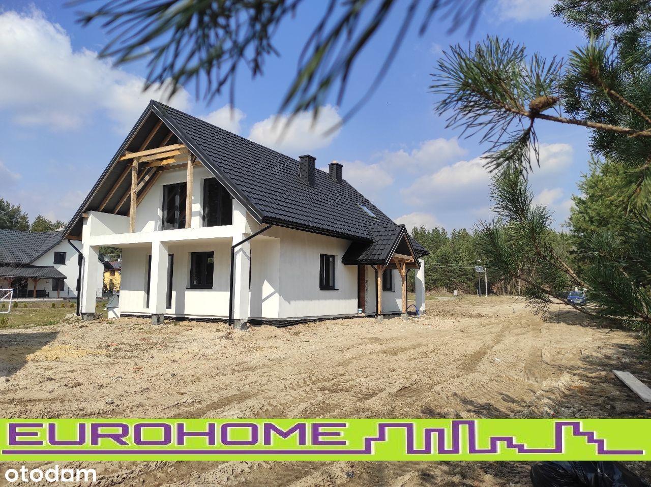 Dom do wykończenia  ul.Kolejowa  124 mkw  Okazja!