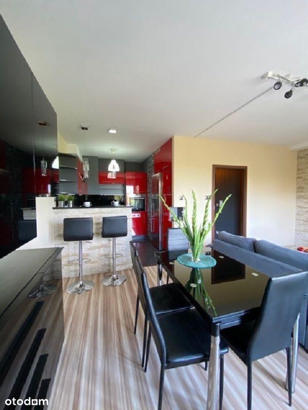 Komfortowe mieszkanie z balkonem