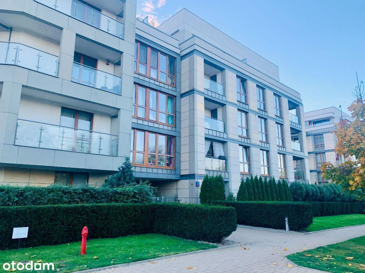 Mieszkanie 2-pokojowe, 51m2, klimatyzacja, Wilanów