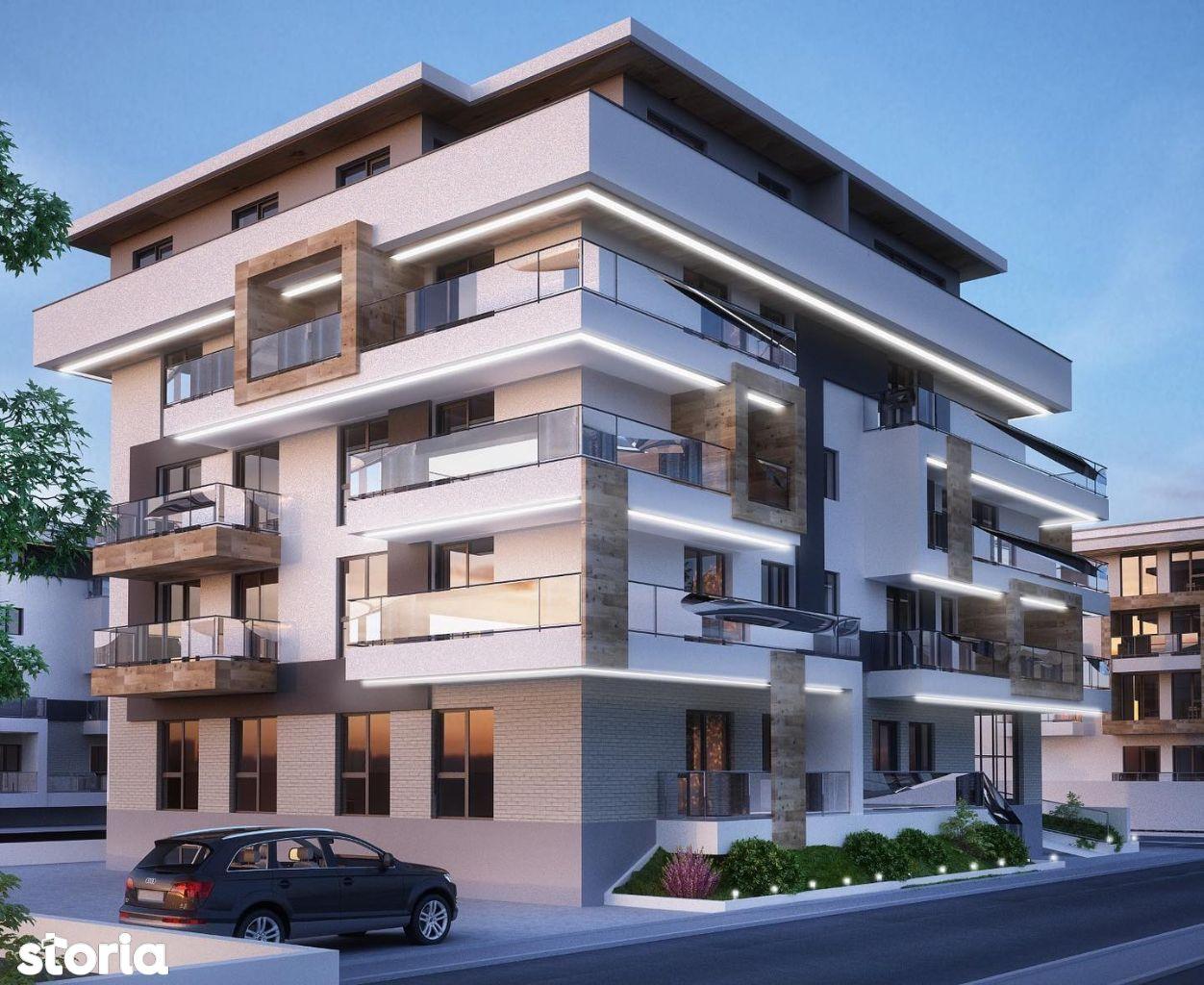 Comision 0% - Apartament 3 camere de lux Emil Racovita