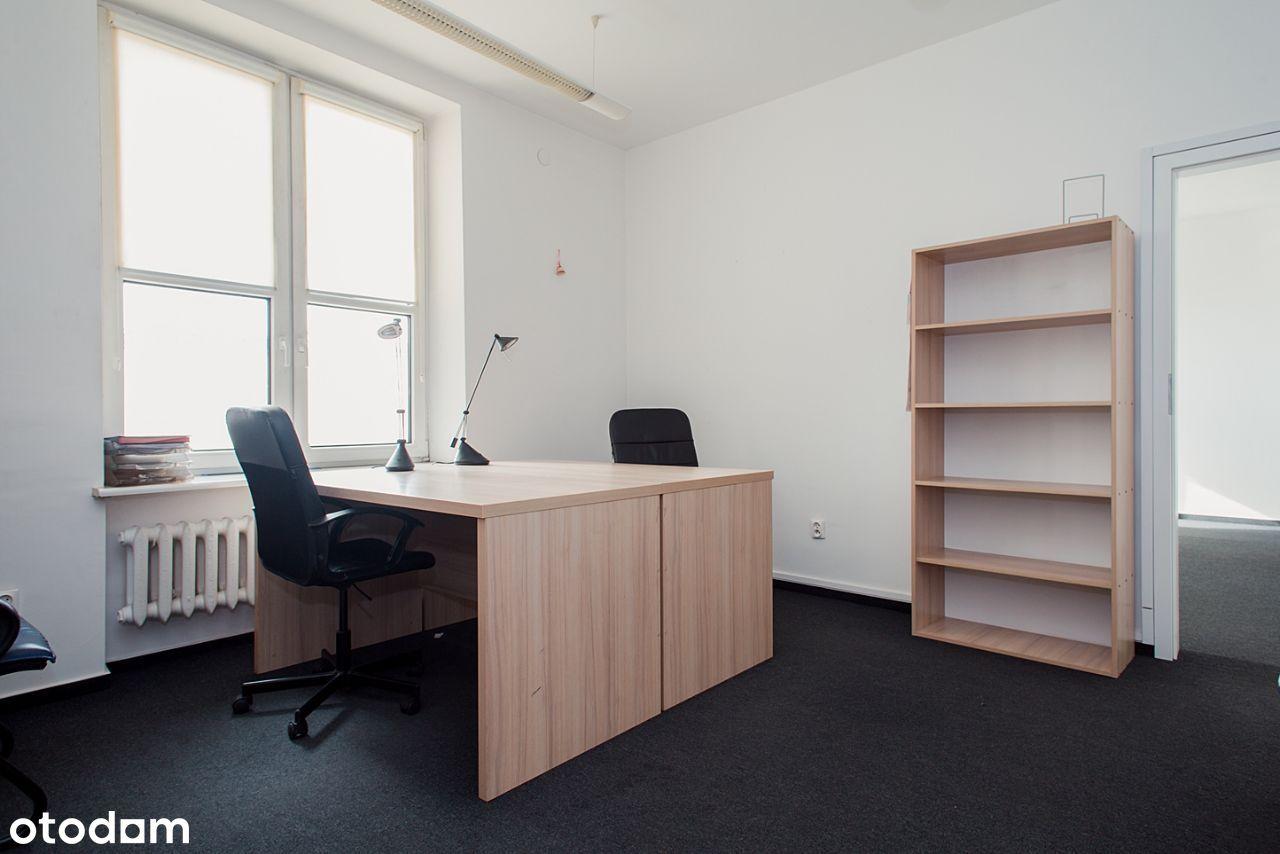 Małe biura do wynajęcia w Centrum Warszawy