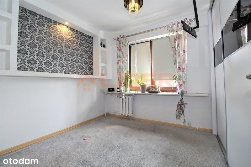 Przestronne mieszkanie gotowe do zamieszkania