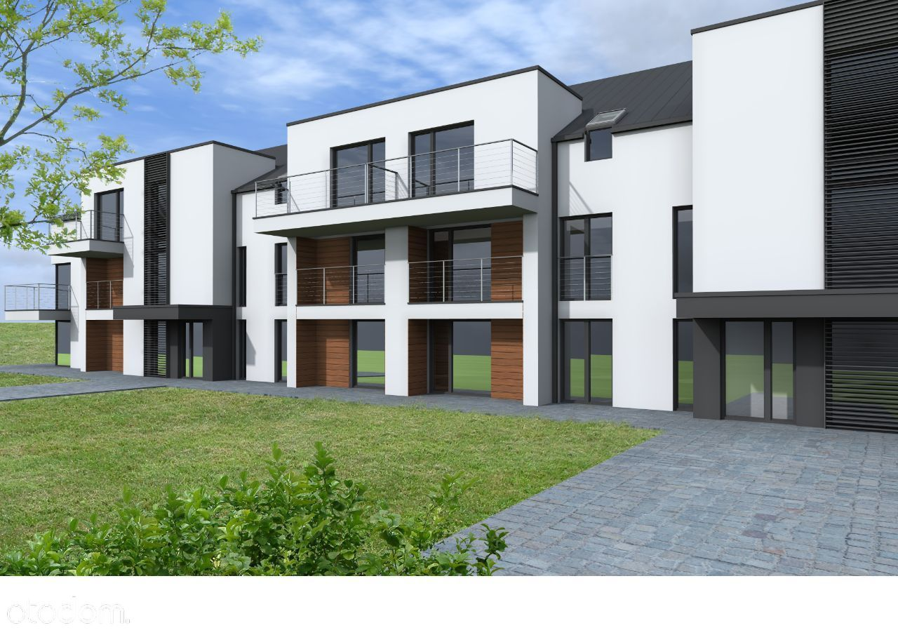 Zielony Gaj Mieszkanie na parterze M14