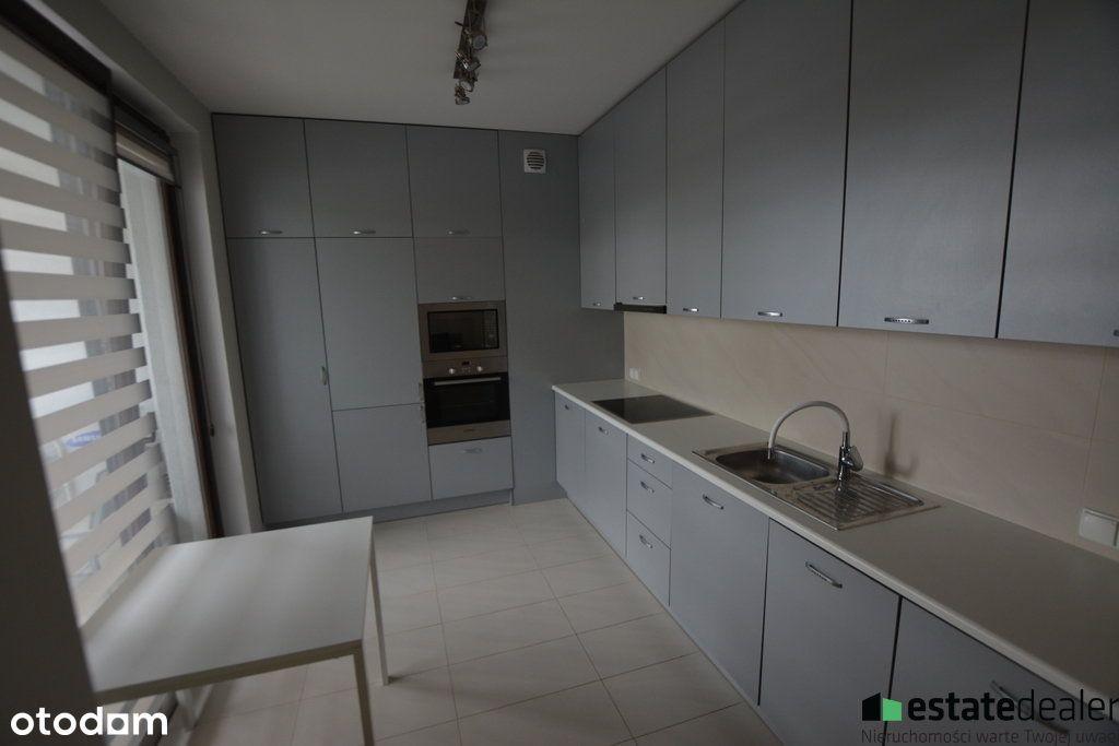 Nowoczesny Apartament, Mokotów, 78 m2, 3 pokoje
