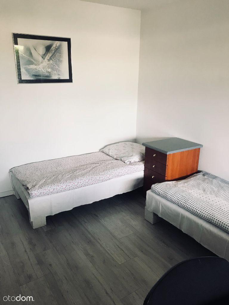 Pokój dwuosobowy w 70m domu na Gumieńcach