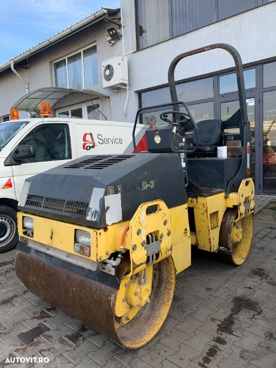 Bomag Cilindru Compactor Bomag BW 120 AD-3  3.5t - 1