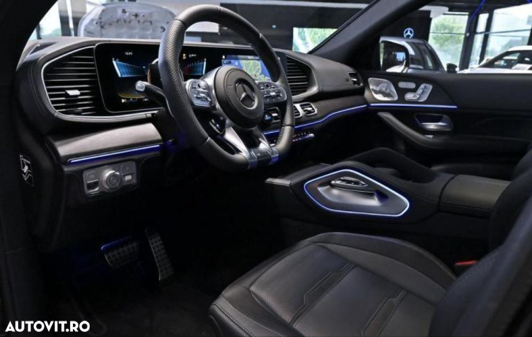 Mercedes-Benz GLE Coupe AMG - 4