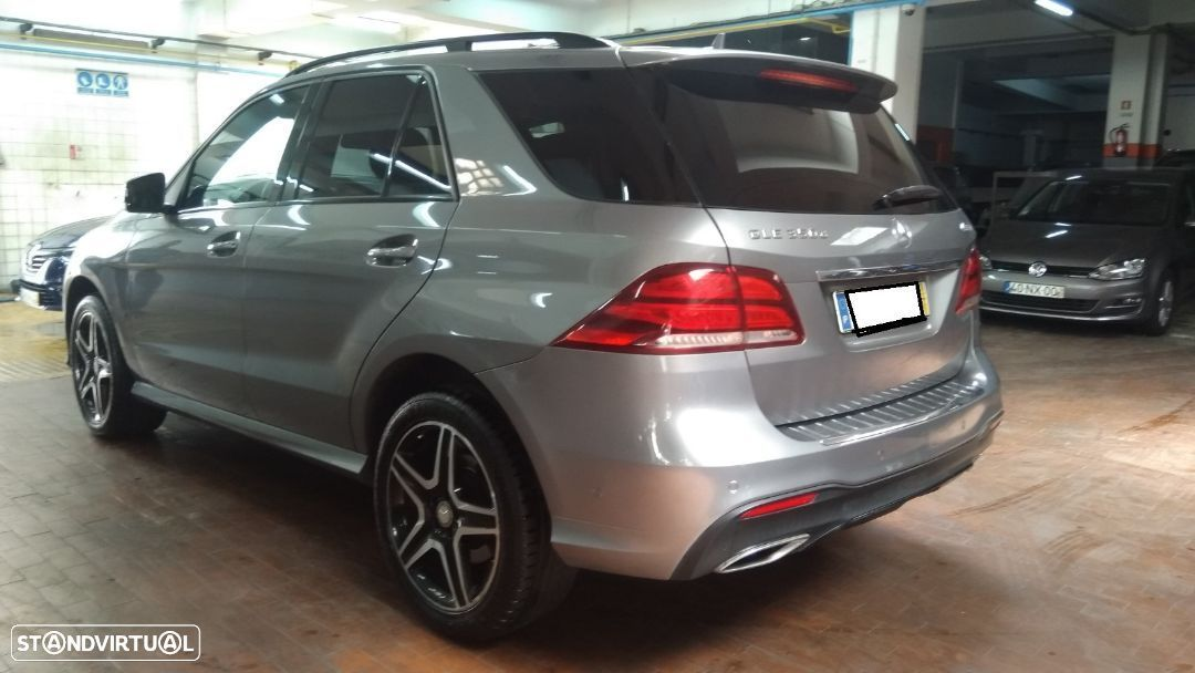 Mercedes-Benz GLE 350 d 4-Matic - 5