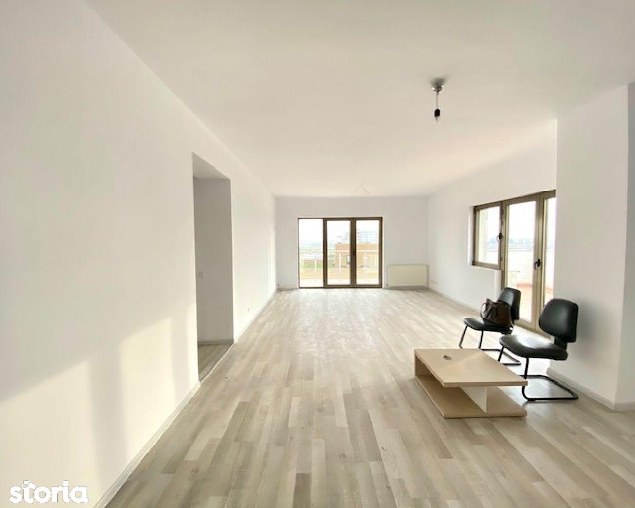 Penthouse 4 camere cu terasa MIHAI BRAVU  5 minute metrou