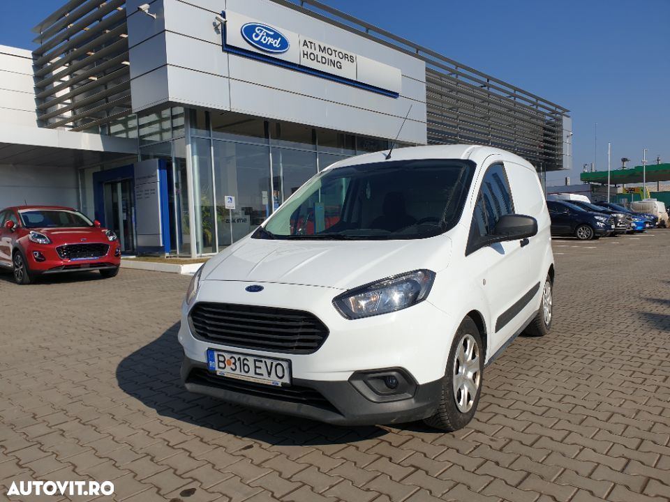 Ford Courier - 10