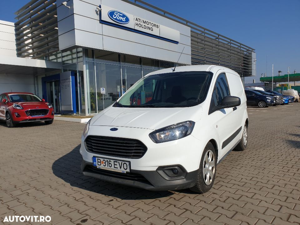 Ford Courier 2018