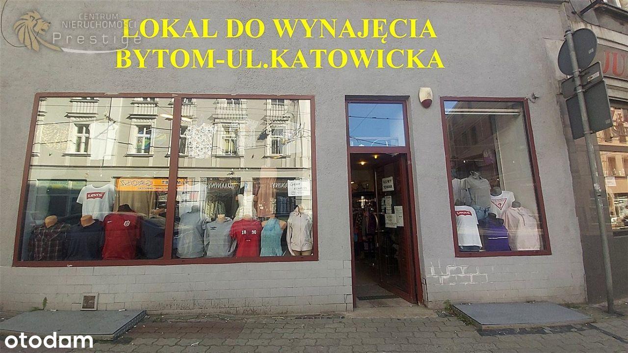 Lokal użytkowy, 105 m², Bytom