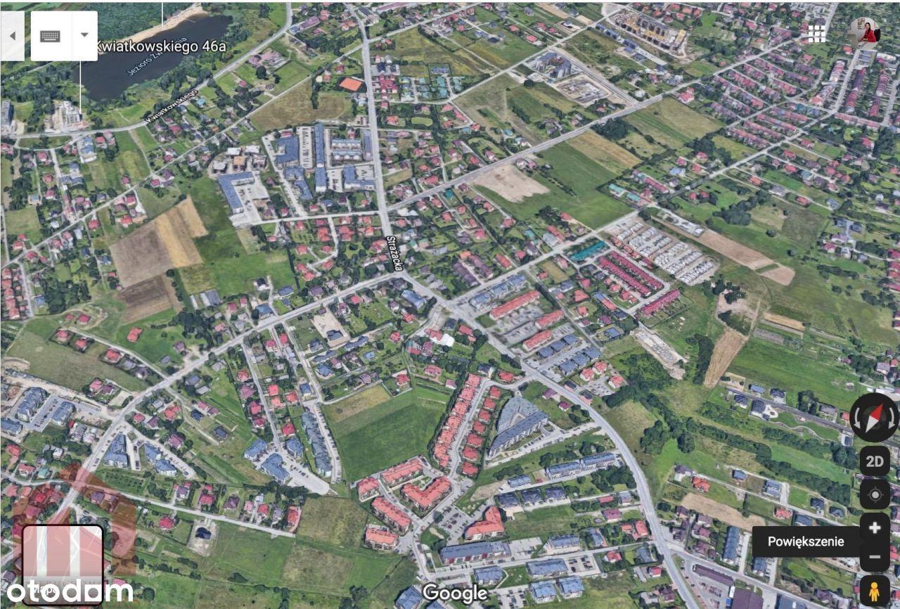 Lokal posiada warunki zabudowy na handel i usługi.