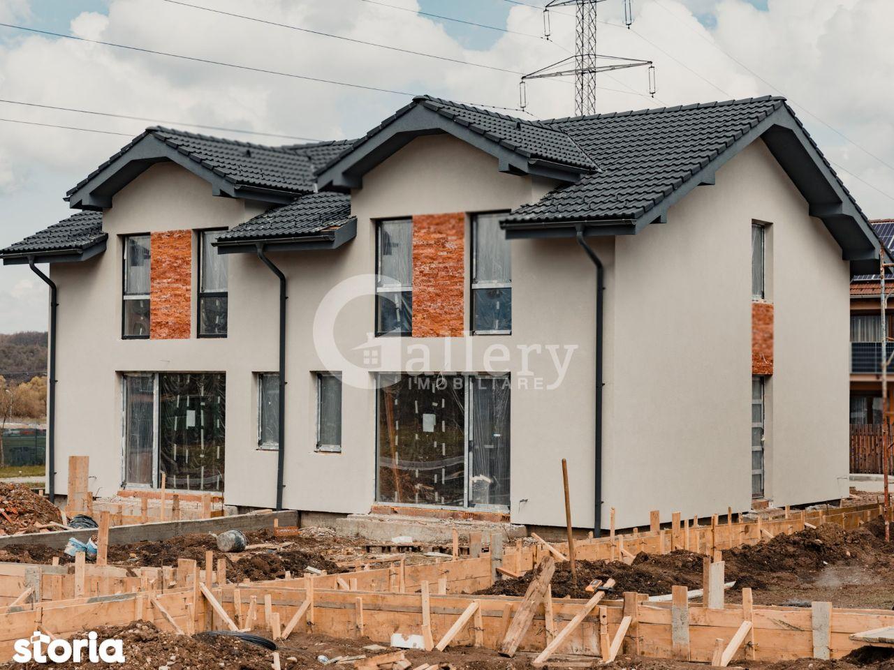 Casa tip Duplex 97 mp utili + Teren 300 mp / Comision 0%