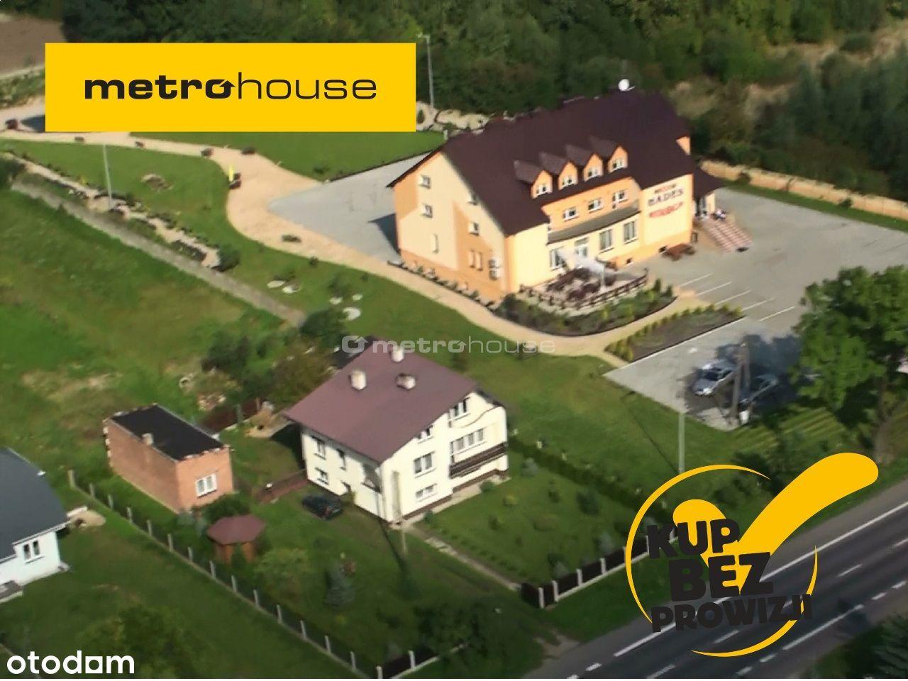 funkcjonujący hotel o pow. 1400 m2 w Michałowie