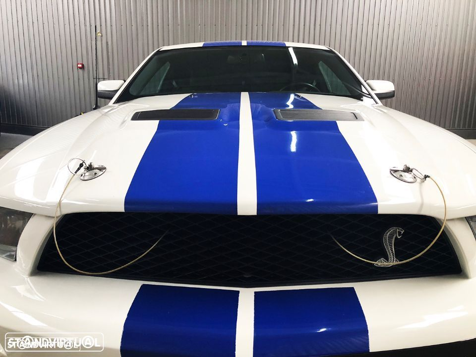 Ford Mustang Shelby GT500 625cv V8 5.4 Supercharged - 31