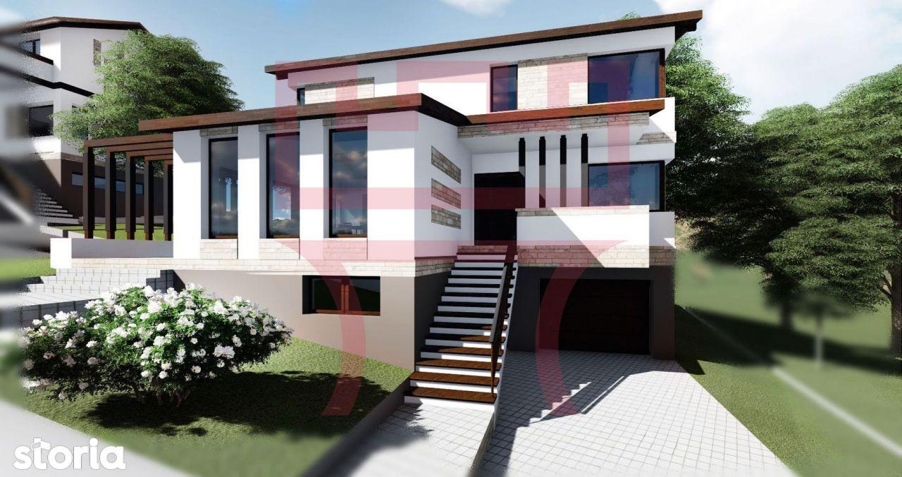 Vanzare casa individuala Dezmir, la asfalt, calitate superioara, garaj