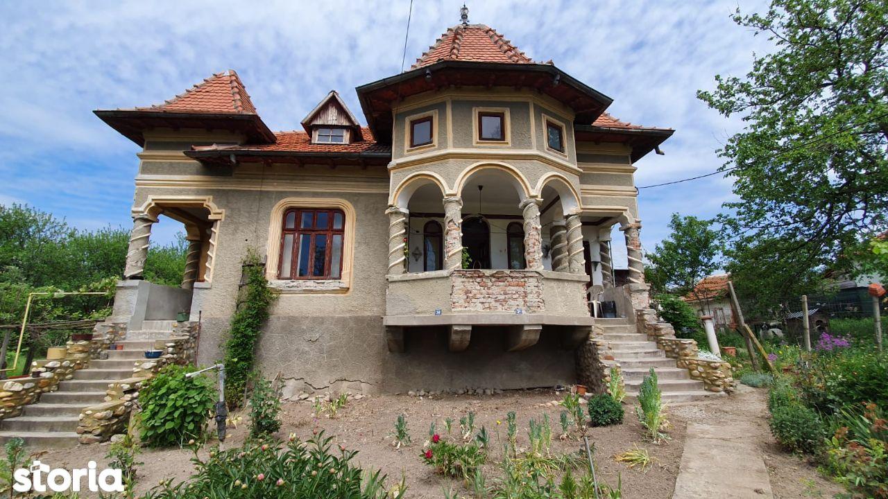 Casa stil Conac   Casa de Vacanta, Mioveni, Arges