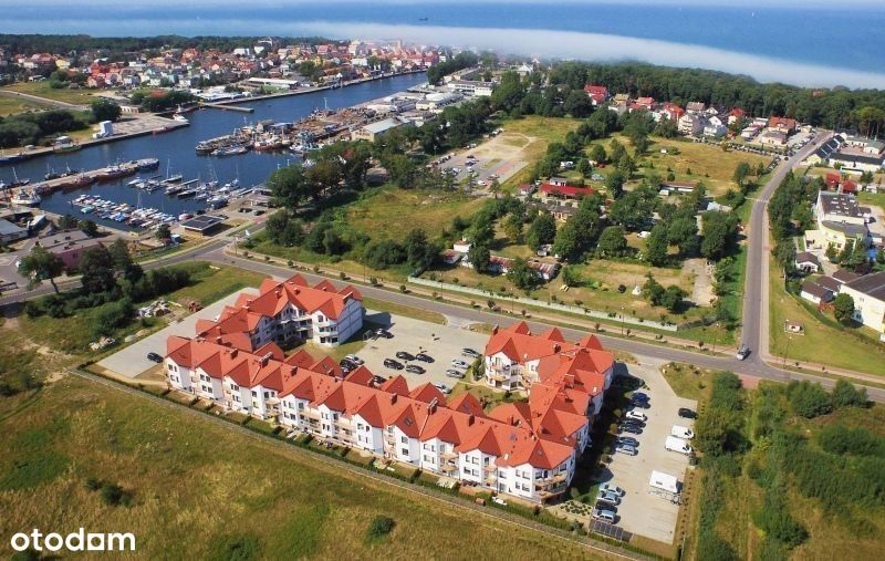 Apartamenty 2/3 pokojowe | Darłowo | Marina |