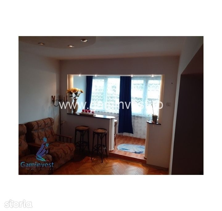 Gaminvest - Apartament tip AN cu 3 camere, Lacul Rosu, Oradea v2338