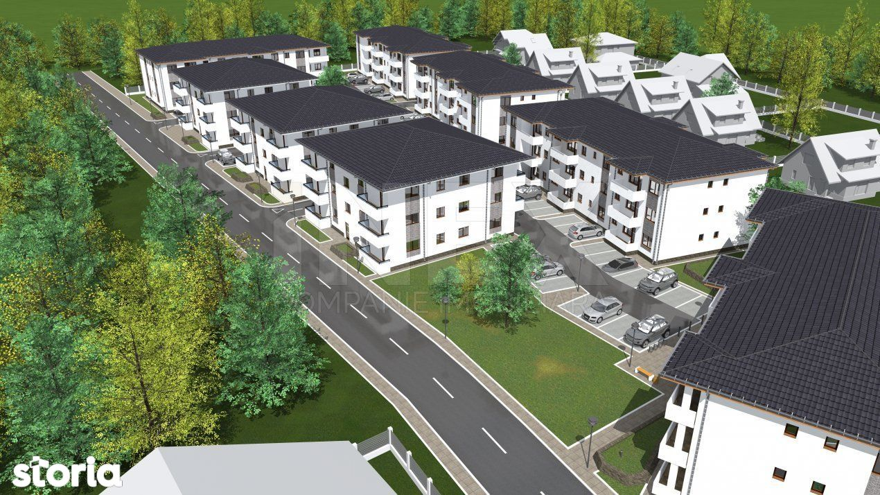 iNEX.ro   Apartamente 2 camere in Trivale Park 2   Complex 4