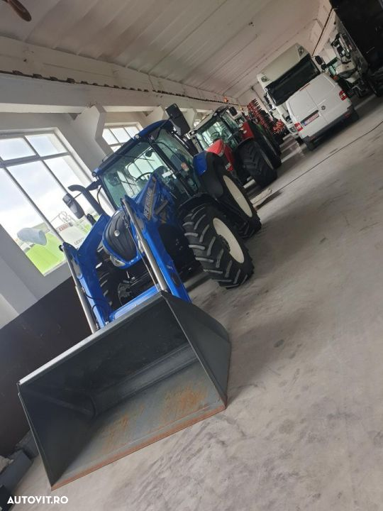 New Holland T6.125 - 2