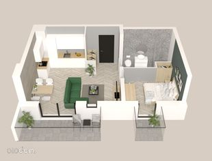 Mieszkanie nr 83