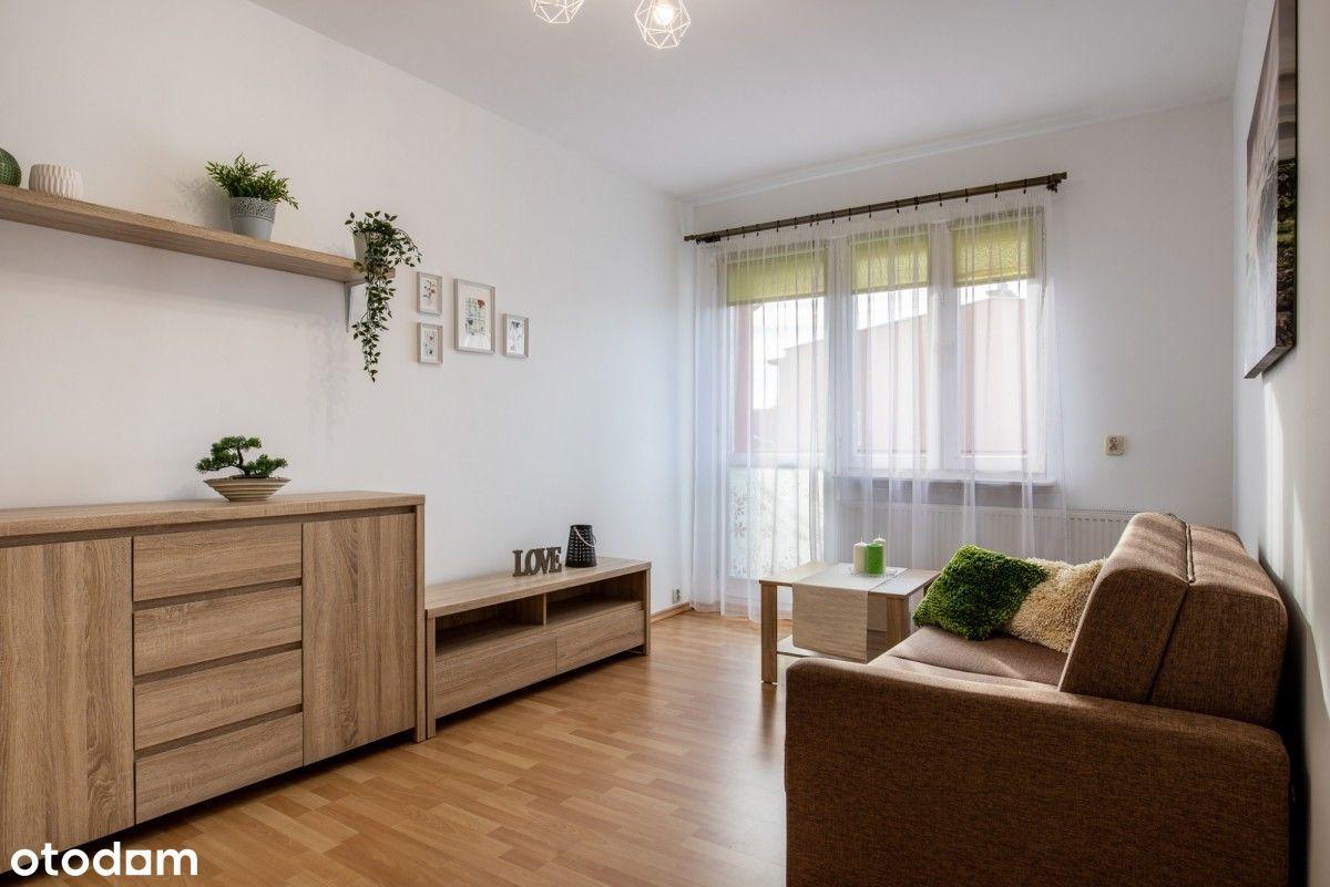 2-pokojowe mieszkanie z balkonem na wynajem