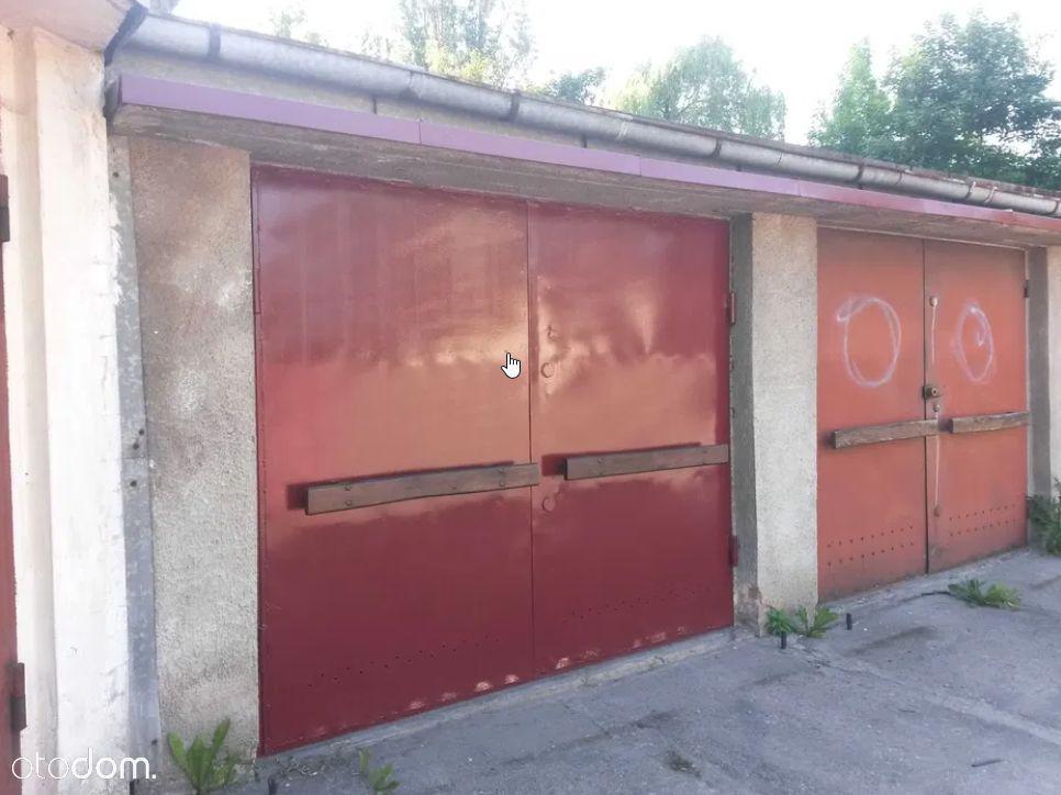 Sprzedam garaż Katowice, ul. Obroki