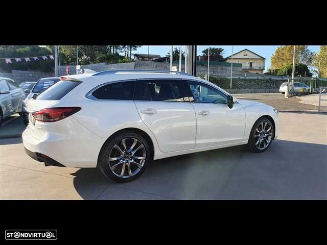 Mazda 6 M6 SW 2.2 SKY-D Excellence P.Leather+Cruise Pack+TAE+Navi - 5