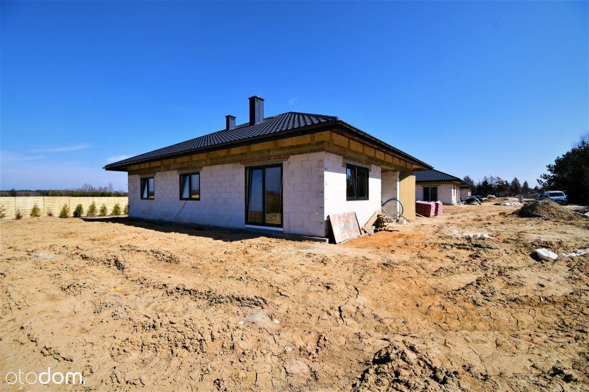 Gotowy dom parterowy w Krasieninie działka 1380m2